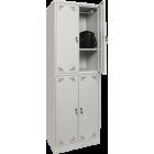 Шкаф металлический для одежды  ШО-4 (локер)