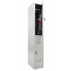 Гардеробный шкаф МЛ 12-30 (локер)